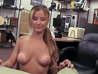 Teen Street Money This Stellar Waitress By The Name Of Lisa Came In To