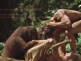 Bo Derek In Tarzan The Ape Man 1981