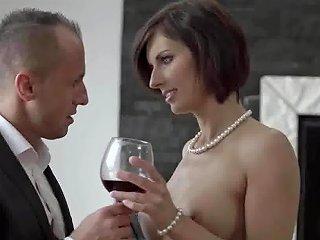 Glamkore Jenifer Jane Sensual Striptease Anal