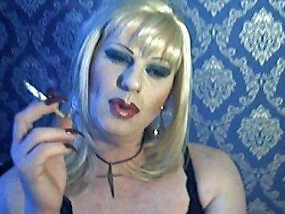 Smoking Blond Shemale Smoking Porn Video Fd Xhamster
