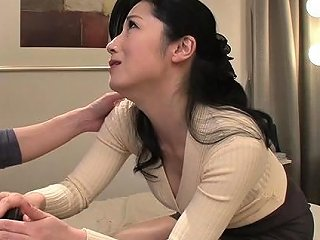 Unrepining Japanese Milf Enjoys Rough Sex And Moans