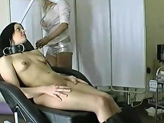 Lesbian Dentist Play